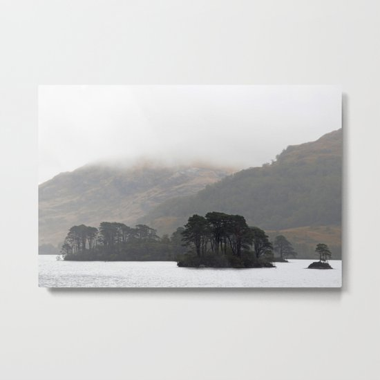 The pull of the land Metal Print