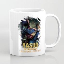 League of Legends YASUO - The Unforgiven - video games champion Coffee Mug