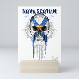 To The Core Collection: Nova Scotia Mini Art Print