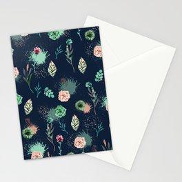Estampa Suculenta Stationery Cards