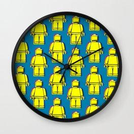 LEGO Minifigure Part Deux Wall Clock