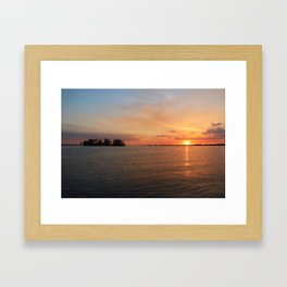 The Antidepressant Framed Art Print