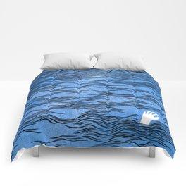 Man & Nature - The Dangerous Sea Comforters