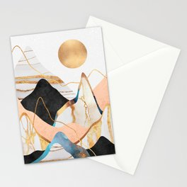 Mountainscape 3 Stationery Cards