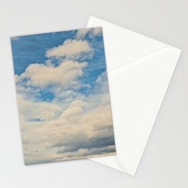 Clouds in the Sky Stationery Cards