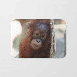 OrangUtan20150904 Bath Mat