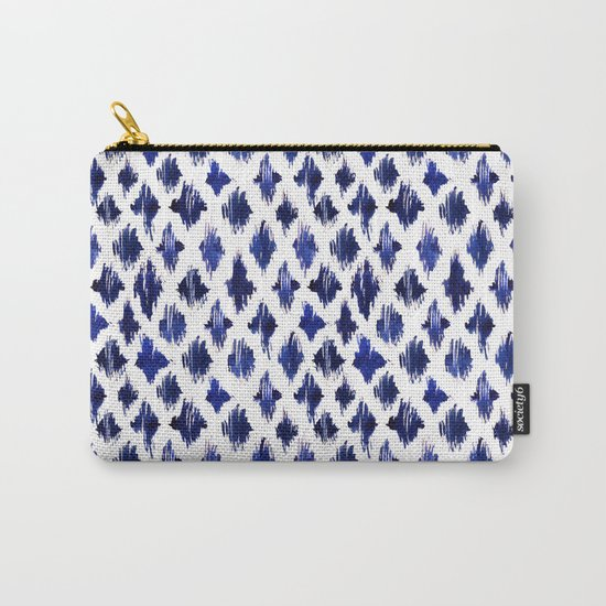 Shaking ultramarine Carry-All Pouch