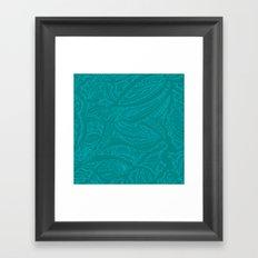 Blue Blue  Framed Art Print