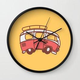 Adventure Mood Wall Clock