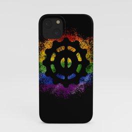 Helm of Awe - Pride iPhone Case