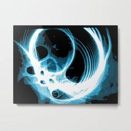 Surfrealism 60 Metal Print