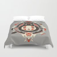 designer Duvet Covers featuring A New Wind by Danny Haas