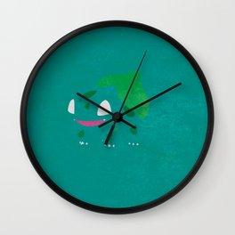 001 blbsr Wall Clock