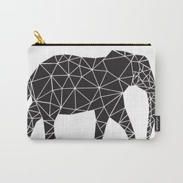 Elephant Angles (Help Save Endangered Elephants) Carry-All Pouch