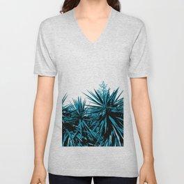Yucca Trees Unisex V-Neck