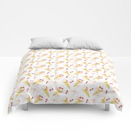 Dragonfly Chill Pattern Comforters