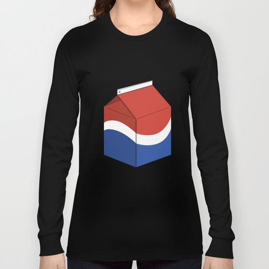 Pepsi in a box Long Sleeve T-shirt