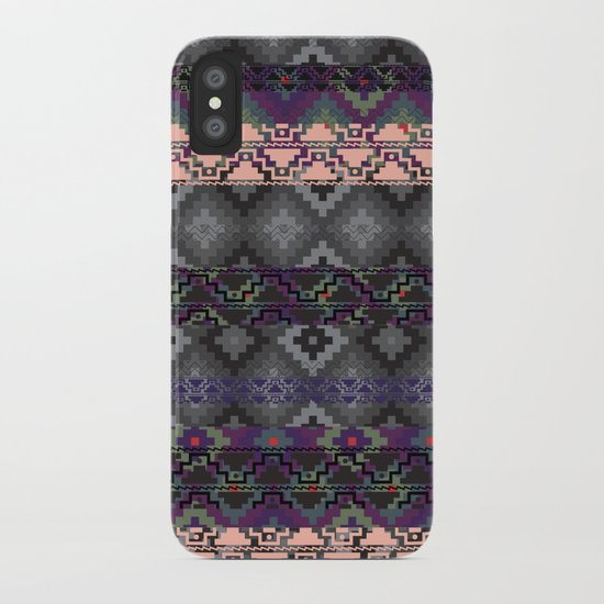 Russian style inspired Aztec iPhone Case