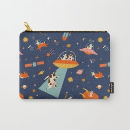 Cosmic dogs Carry-All Pouch