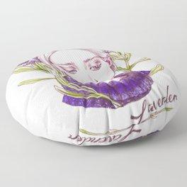 Lavender Floor Pillow