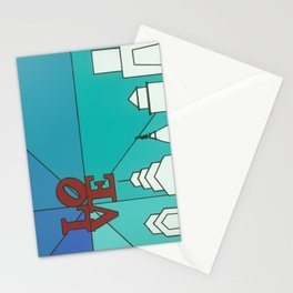 LOVE shine Stationery Cards