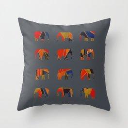 olifante Throw Pillow