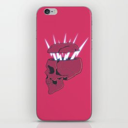 Skull 'n Bolts iPhone Skin