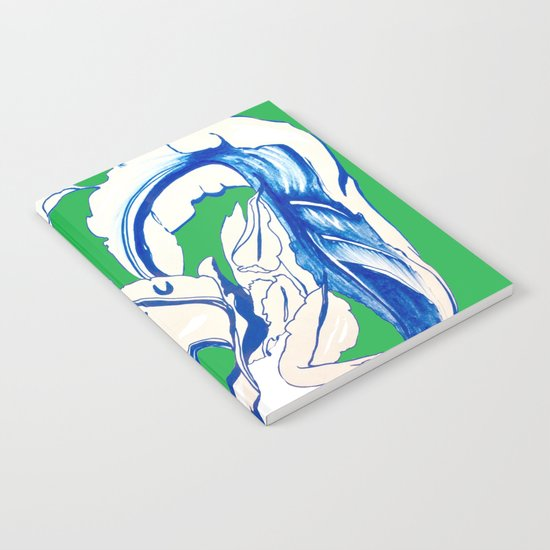 Saint Patrick's Day Succulent Notebook