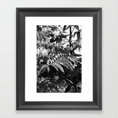 Catipillar Framed Art Print