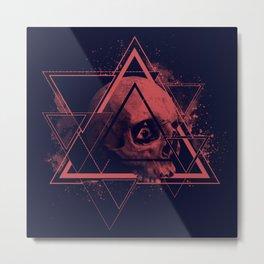 Night Vision  Metal Print