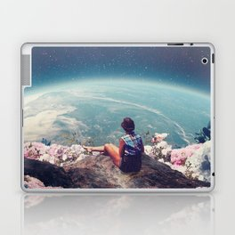My World Blossomed when I Loved You Laptop & iPad Skin