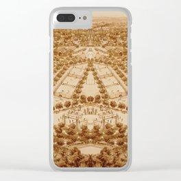 Aix Clear iPhone Case
