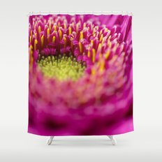Flower 6620 Shower Curtain