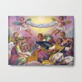 Angels in Rome Metal Print