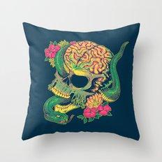 Surrender Throw Pillow
