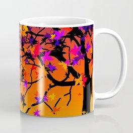 The Scent Of Halloween Autumn Tree Coffee Mug