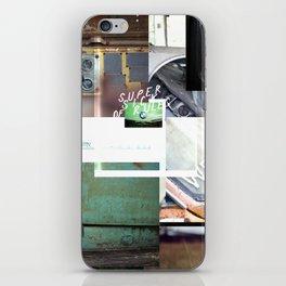Super Sick of Rules iPhone Skin