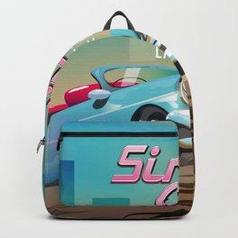 Sin City Las Vegas Backpack