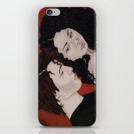 Thia and Chi 1 iPhone Skin
