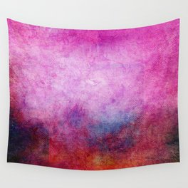 Square Composition X Wall Tapestry