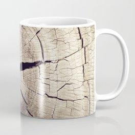 Cracks in Time - Photography #Society6 Coffee Mug