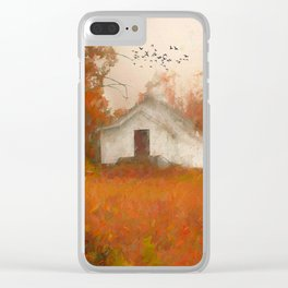 Church on the Hill Clear iPhone Case