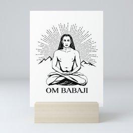 Mahavatar Babaji Mini Art Print