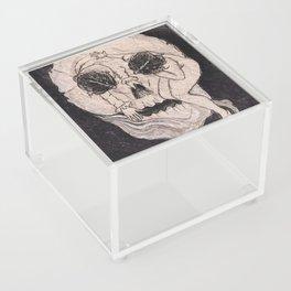 Lady death Acrylic Box