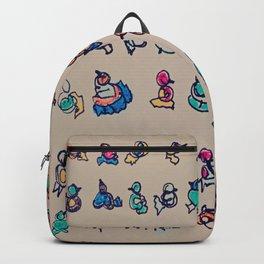 Birds for Gift Wrap Backpack