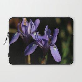 Iris Closeup Laptop Sleeve