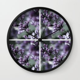 Ready to Bloom2 Wall Clock