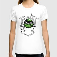 tmnt T-shirts featuring TMNT by Daniel Delgado