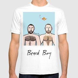 Beard Boy: Tony  & Francesco T-shirt