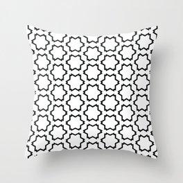 Graphic Art Pattern-P4-C5 Throw Pillow